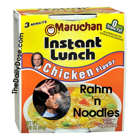 Eat a Massa Rahm 'n  Noodles