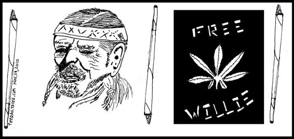 FREE WILLIE. TheDailyDose.com .