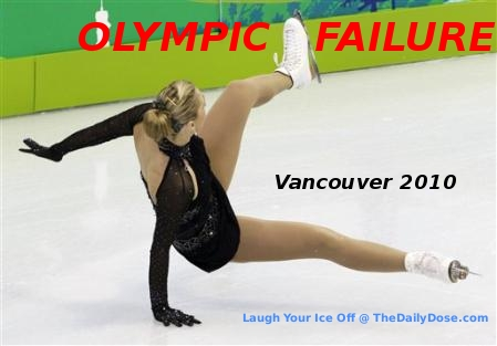 Olympic Failure -  Vancouver 2010