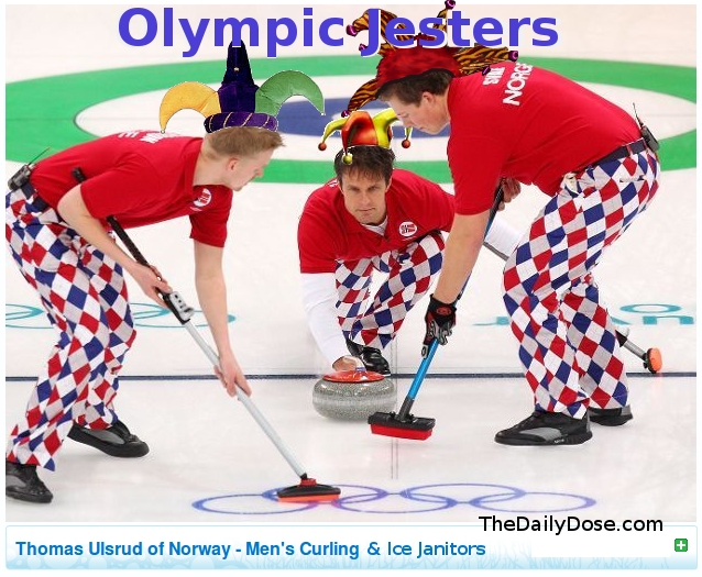 Olympic Jesters