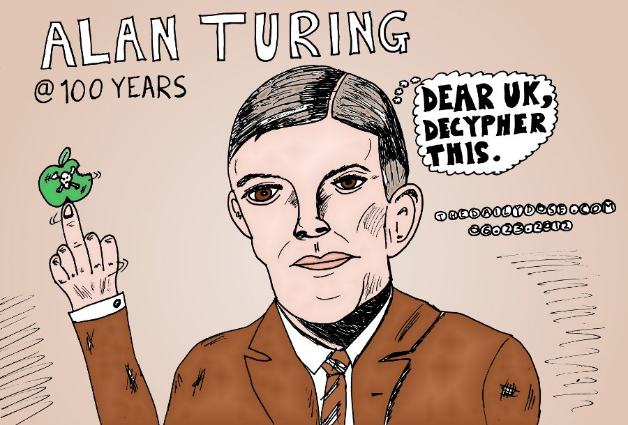 Alan Turing At 100 Years